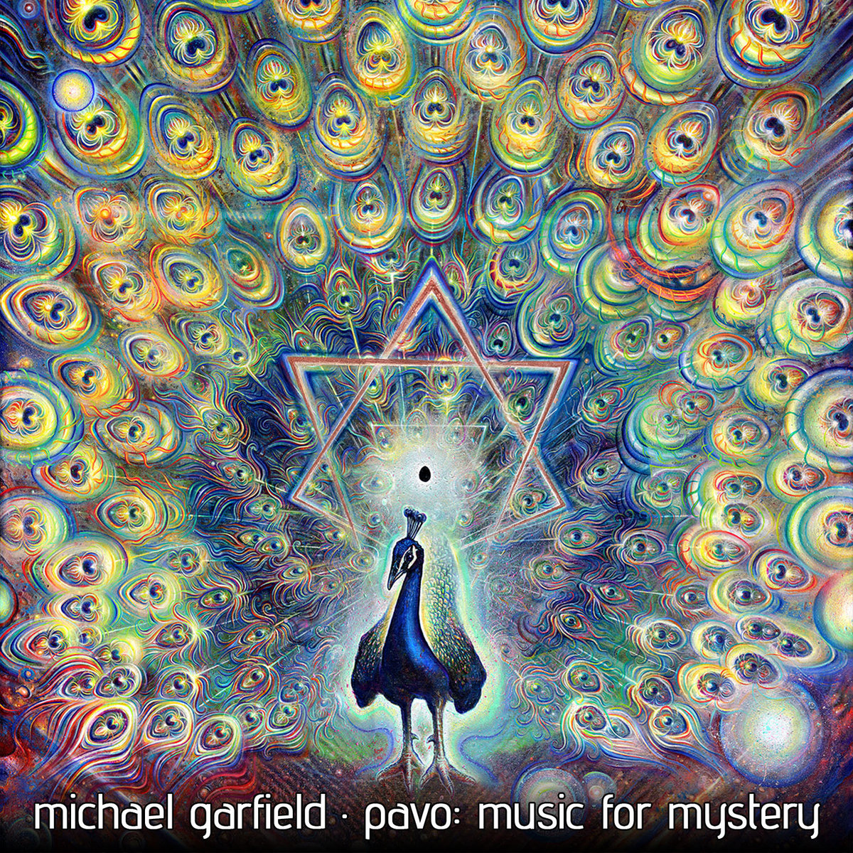 Pavo: Music For Mystery | Michael Garfield