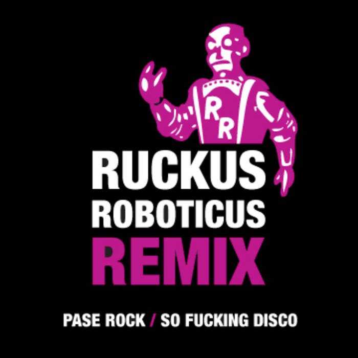 take me to a disco ruckus roboticus mp3