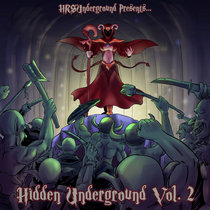 Hidden Underground Vol.2 cover art
