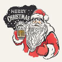 Lotsa Booze at Christmas cover art