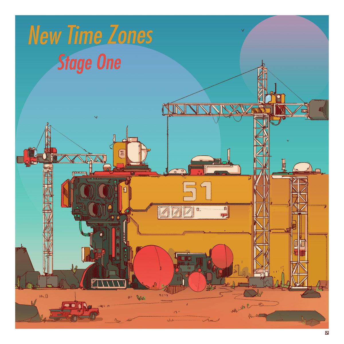 New Time Zones