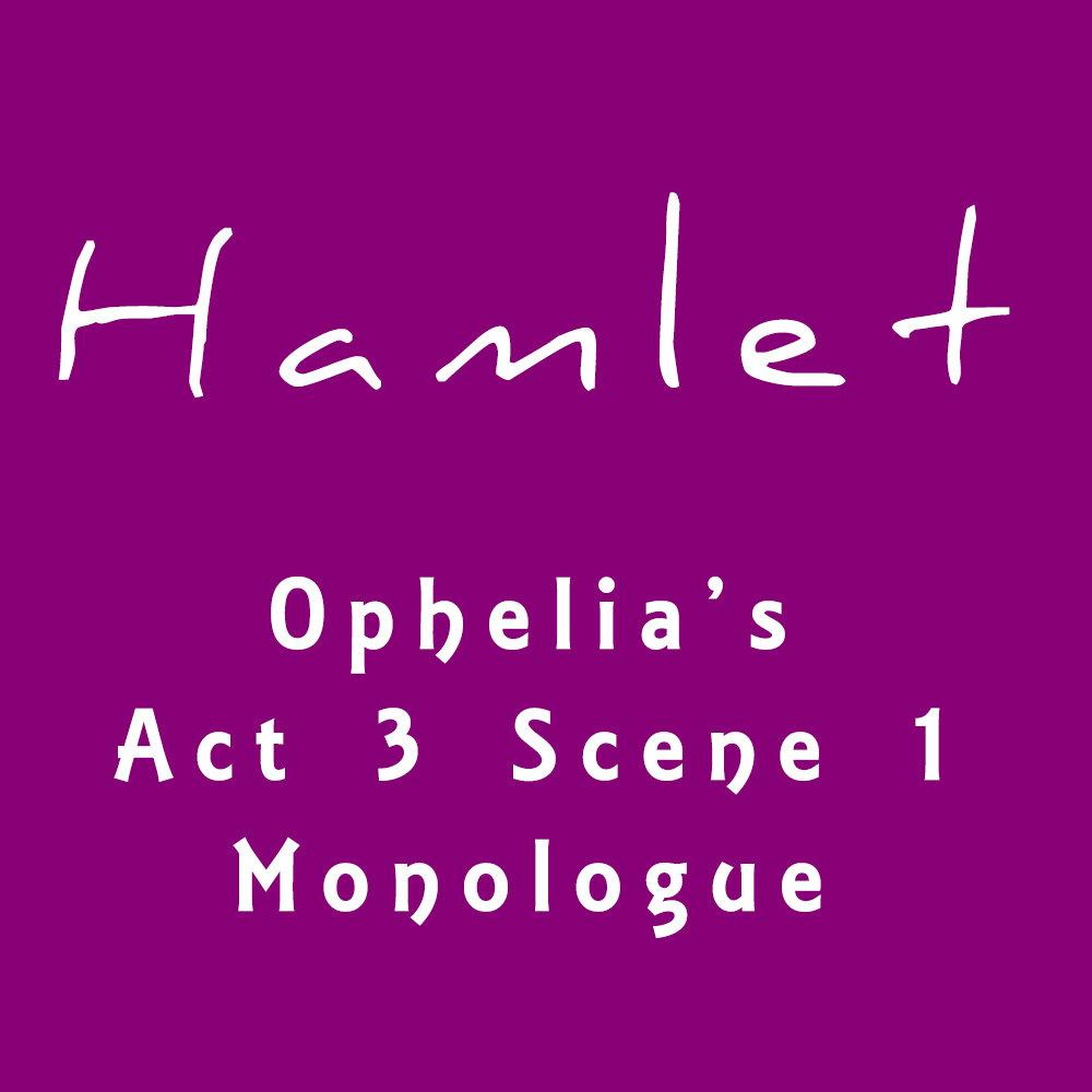 hamlet soliloquy act 3 scene 1