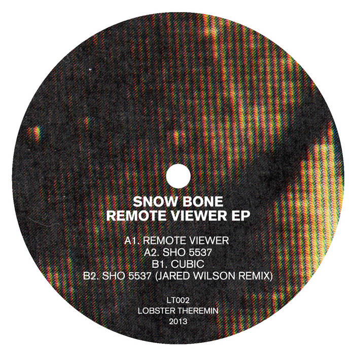 Remote Viewer EP cover art