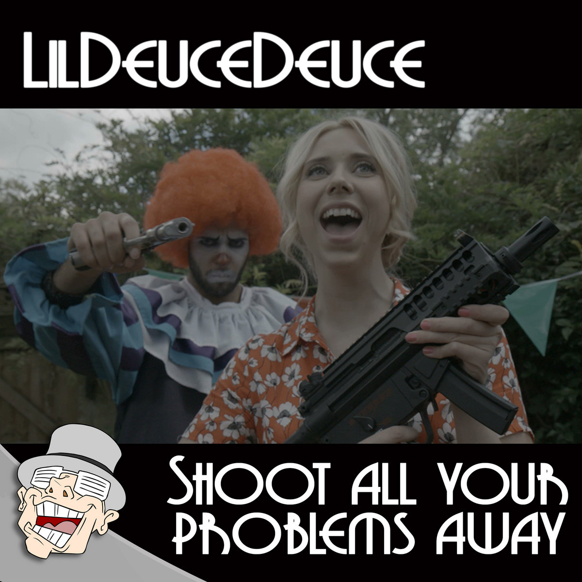 Shoot All Your Problems Away by LilDeuceDeuce