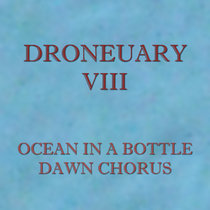 Droneuary VIII - Dawn Chorus cover art