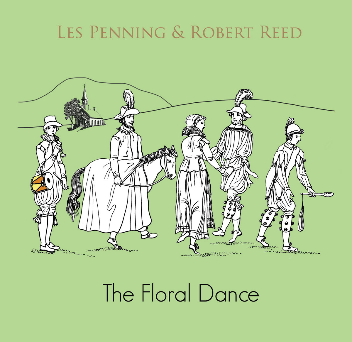 The Floral Dance E.P. / Les Penning & Robert Reed