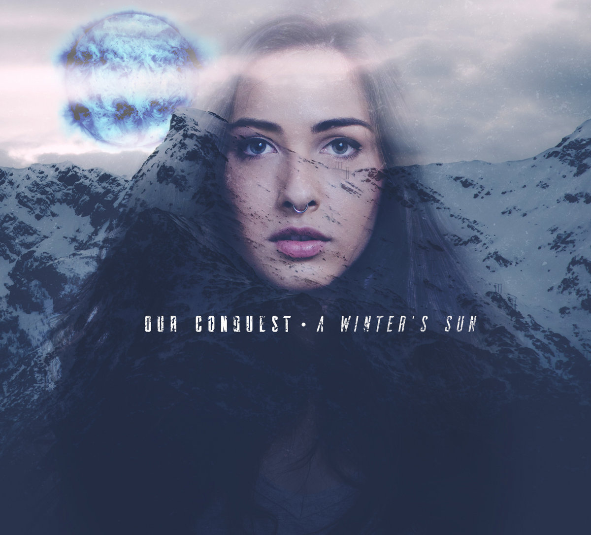 Our Conquest - A Winter's Sun - EP - Cover