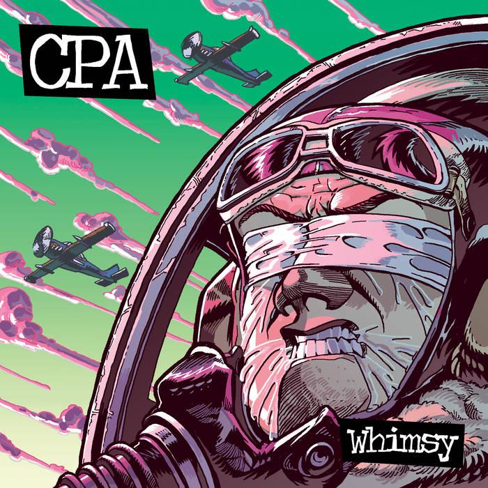 Whimsy (LP) cover art