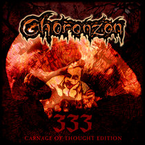 333 (Carnage Of Thought Edition) cover art
