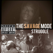 Struggle cover art