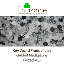 Key World Frequencies Guided Meditations (Mixed VO) cover art