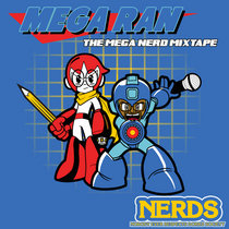 The Mega Nerd Mixtape (PAX East Exclusive) cover art