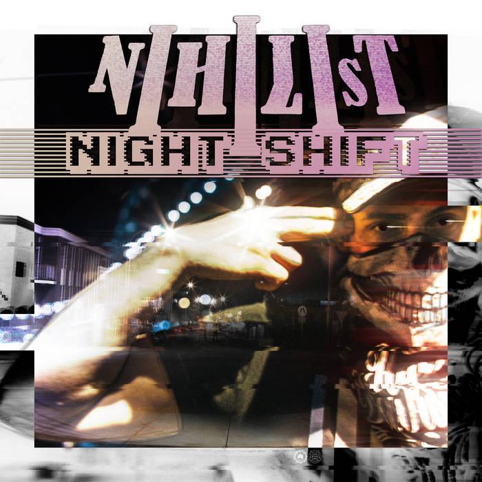 SCR026: Nihilist - NightShift [2017], by Sub Conscious Records
