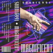 MAGNIFICENT cover art