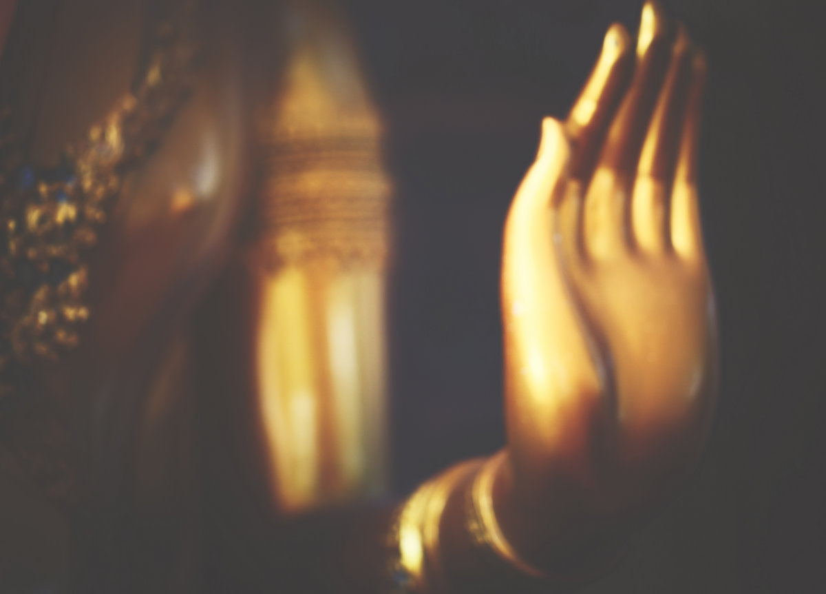 Amoghasiddhi by The Brass Whisperer