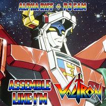 Assemble Like I'm Voltron (Prod. Pajama Sam) cover art