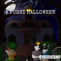 A Furry Halloween cover art