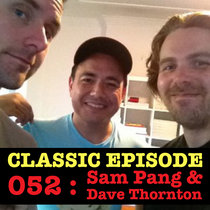 Ep 052 : Sam Pang & Dave Thornton love the 13/12/12 Letters cover art