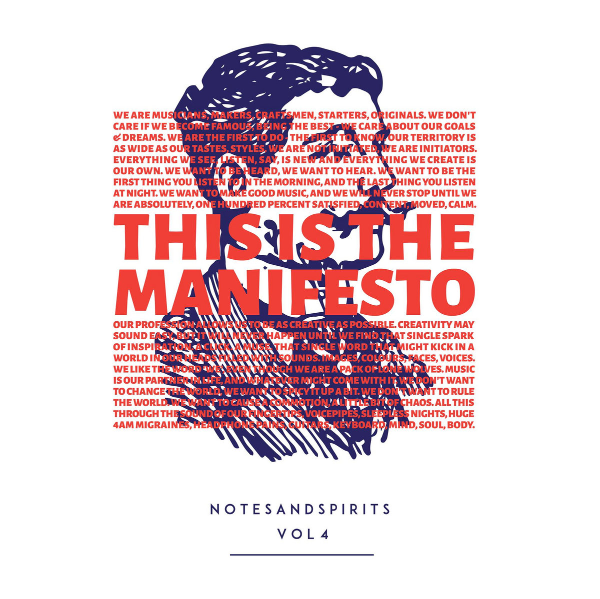 The Manifesto | Notes And Spirits Recordings