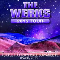 Live @ Purple Hatter's Ball 5/08/2015 cover art