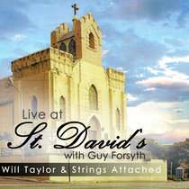 Live at St. David's cover art