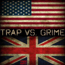 John Brown - Trap Vs Grime EP cover art