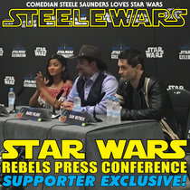 Rebels Press Conference : Supporter Exclusive cover art