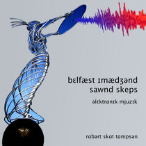 Belfast Imagined Soundscapes cover art