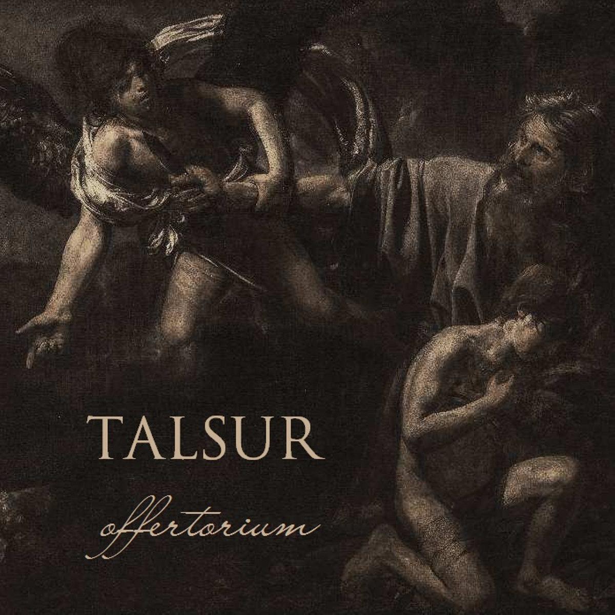Talsur - Offertorium (EP) (2017)