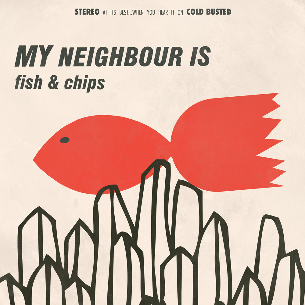 Fish & Chips | My Neighbour Is