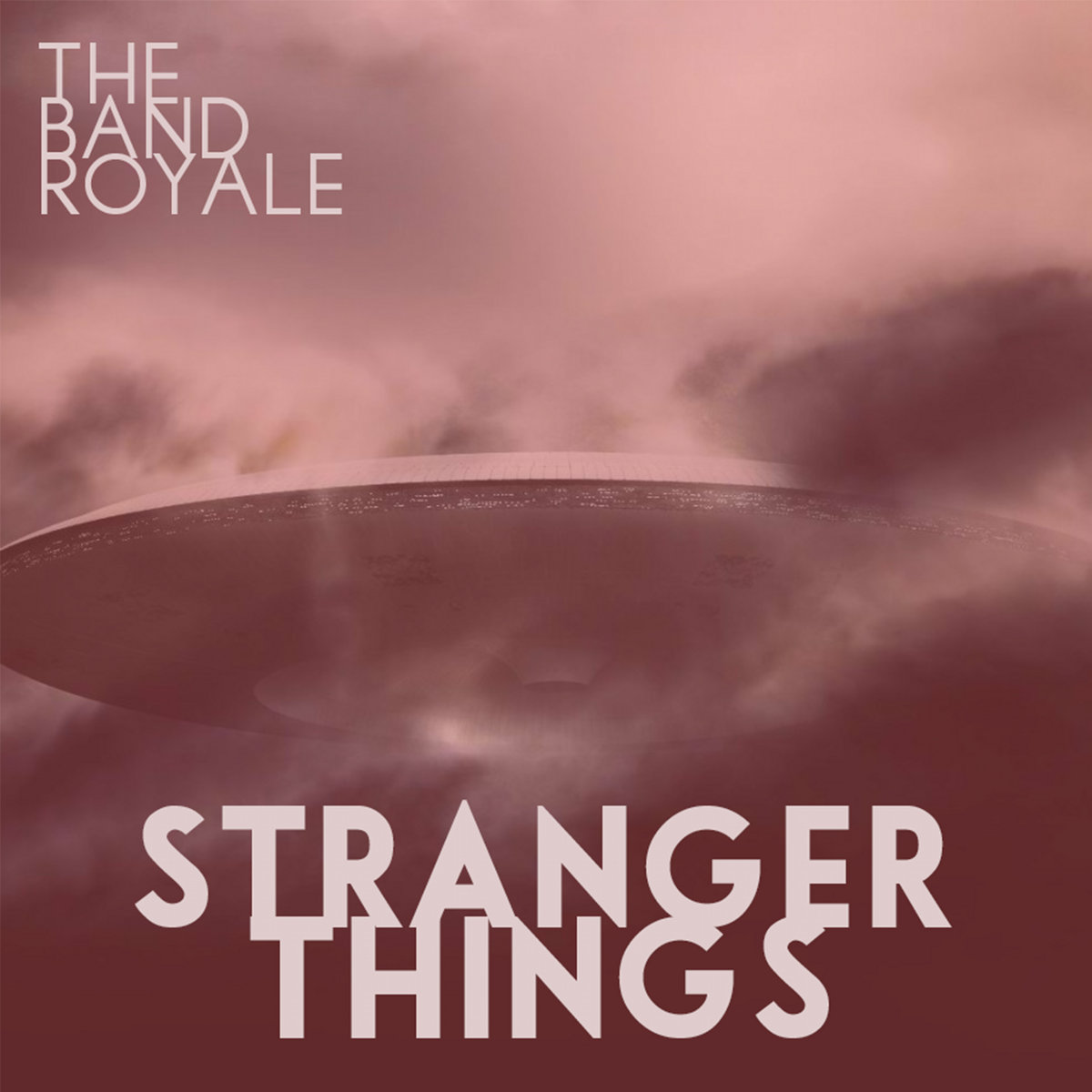 Stranger Things The Band Royale