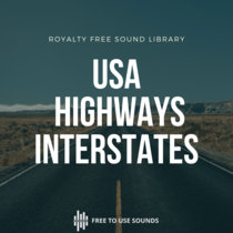 United States Highway And Interstate Sound Library cover art