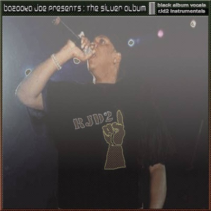 The silver album jay z vs rjd2 slang parade music digital album streaming download malvernweather Images