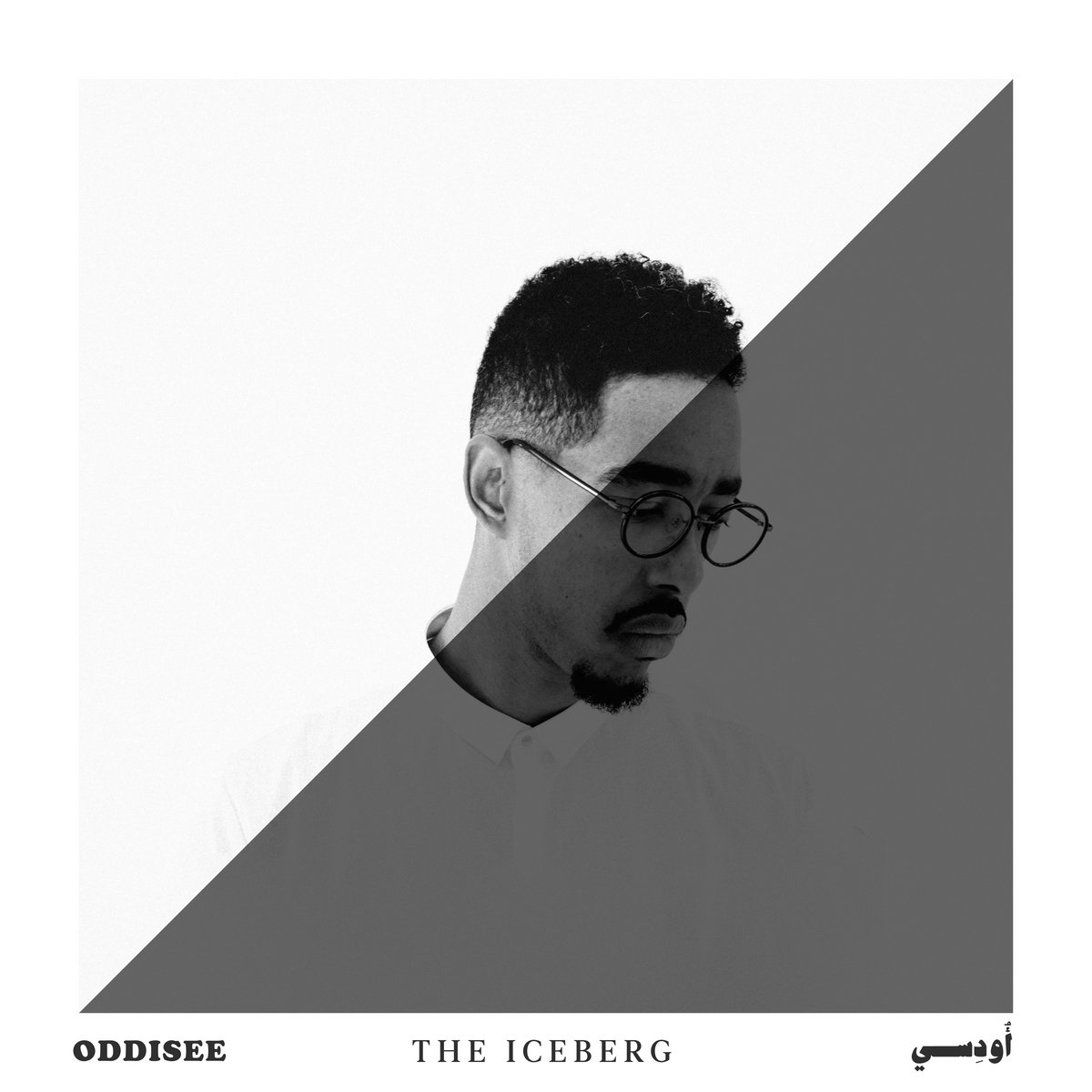 Image result for album art Oddisee: The Iceberg