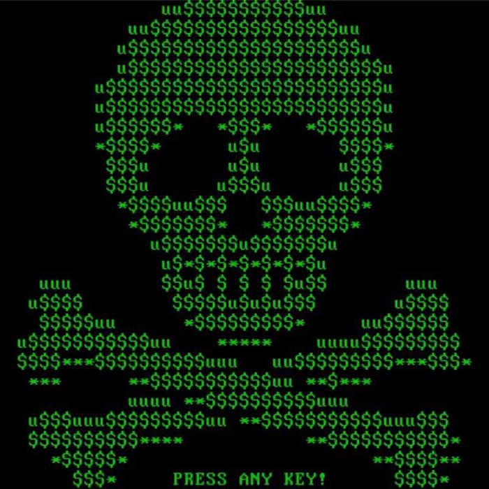CYBER SKULL S/T   Cyber Skull