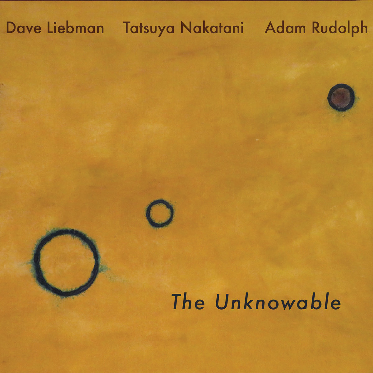 The Unknowable Adam Rudolph