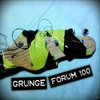 Grunge Forum 100 Cover Art
