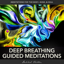 Deep Breathing Meditations cover art