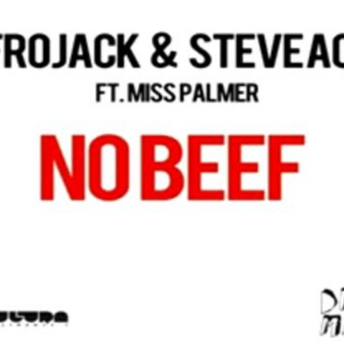 afrojack no beef