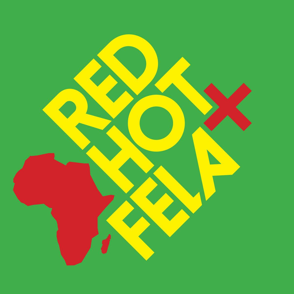 Red Hot + Fela   Fela Kuti
