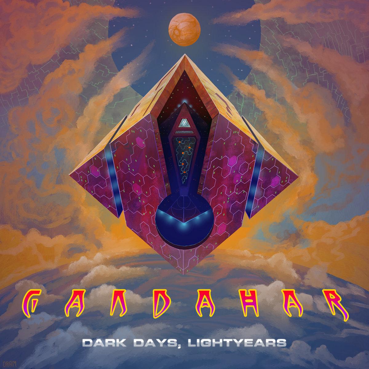 Dark Days Lightyears Gandahar