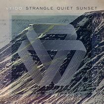 Strangle Quiet Sunset cover art