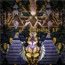 Emanating EP cover art
