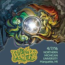 LIVE @ Northern Michigan University - Marquette, MI 4/7/16 cover art