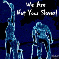 We Are Not Your Slaves! cover art
