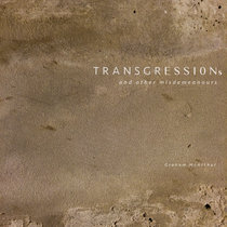 Transgressions and other misdemeanours cover art