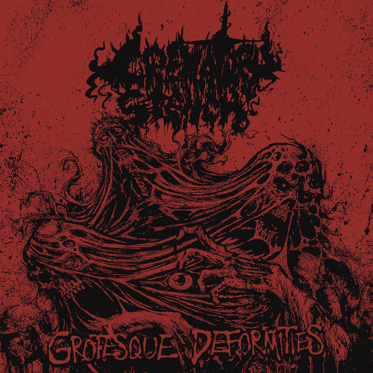 grotesque deformities blood harvest