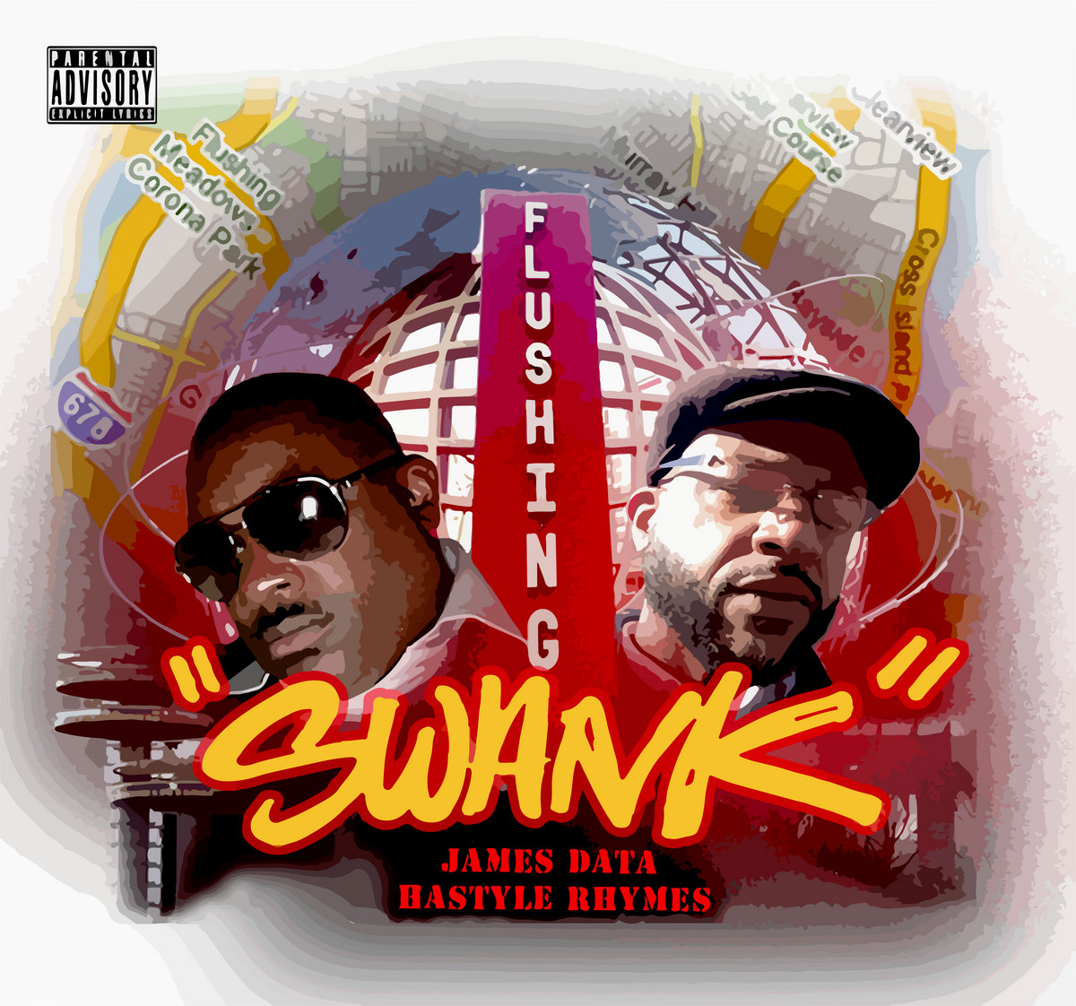 Swank feat. Hastyle Rhymes by James Data