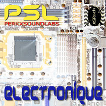 Electronique cover art