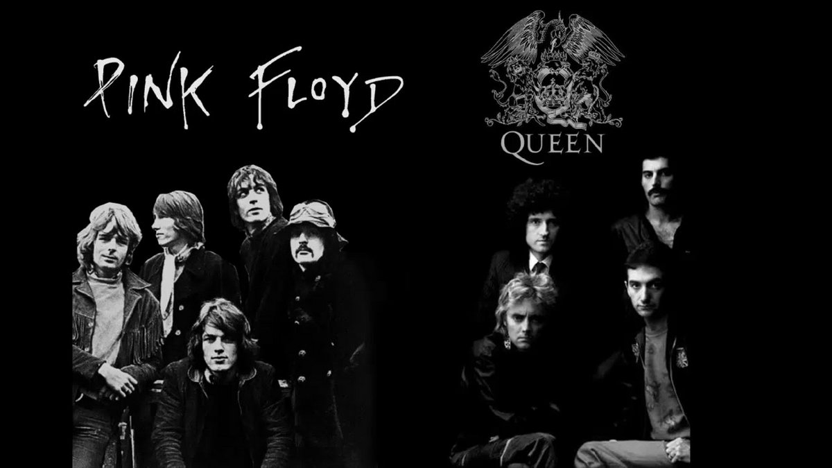 Remix Pink Floyd + Queen | HoTube O N